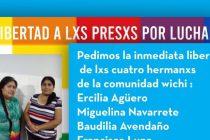 [Formosa] Liberación a los 4 miembros de la Comunidad Wichi de Ingeniero Juárez.