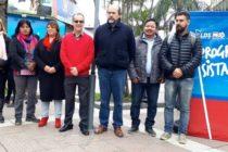 [Chaco] Progresistas cerró la campaña en contacto con la gente y difundiendo propuestas