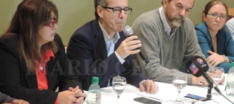 [Chaco] Progresistas presentó sus precandidatos a diputados