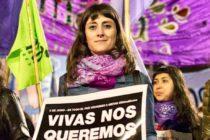 "Vivanco: ""254 femicidios en 11 meses, 1 mujer asesinada cada 30hs."""