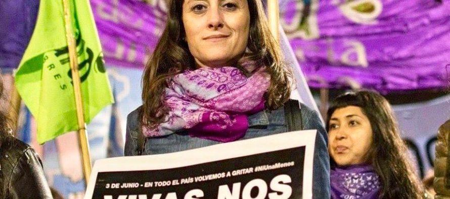 En Julio un Femicidio por día. Declaraciones de Raquel Vivanco