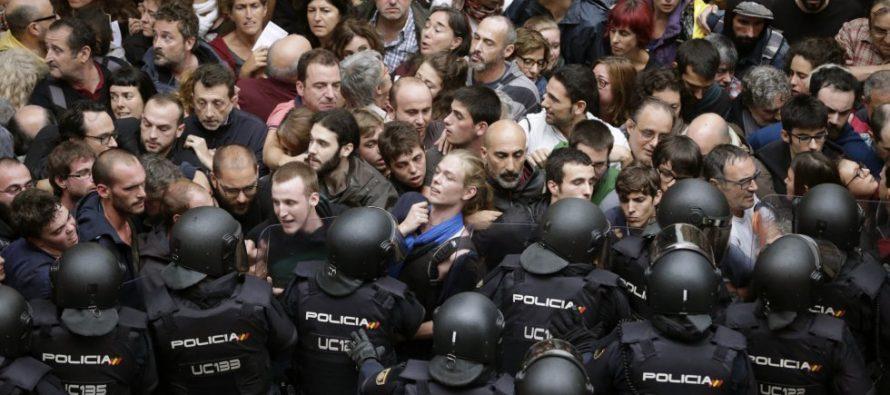 Catalunya: Votarem! Ya hemos votado.
