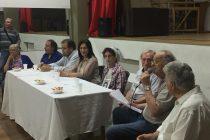 Conferencia de prensa por la Reforma Previsional