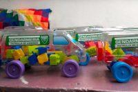 """[CABA] Devolverán """"Camioncitos de Gendarmería"""" repartidos por el Día del Niño y de la Niña"""