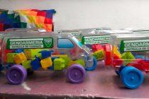 [CABA] «Camioncitos de Gendarmería» repartidos por el Día del Niño