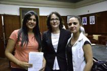 [Tucumán] La Relatora de la ONU se mostró interesada en el Informe de femicidios de Mumalá