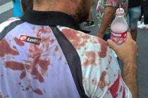 [Córdoba] Brutal represión contra manifestación pacífica de Barrios de Pie