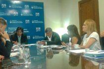 Victoria Donda y otros diputados se reunieron con el ministro Garavano