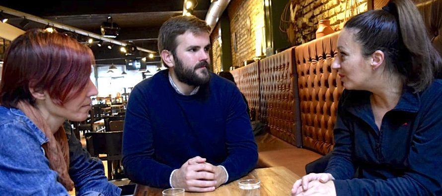 [Mar del Plata] Rodrigo Blanco se reunió con dirigentes políticos y sindicales de Necochea