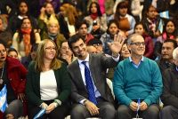 [Chaco] Carlos Martínez y Natalia Romero al encuentro con Urtubey y Lavagna