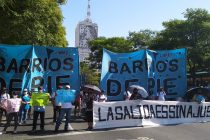 Barrios de Pie. Movilizan a Economía. Pedirán reunirse con Martín Guzmán.