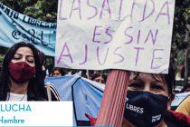 Barrios de Pie suspende la Jornada Nacional de Acampes