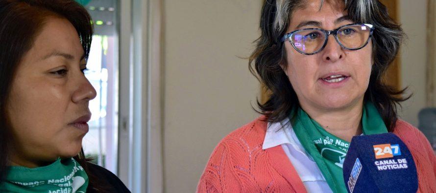 "[Neuquén] Paula Sánchez: ""Neuquén tiene que votar a favor del aborto legal"""