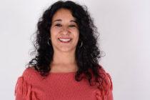 [La Matanza] Sandra Oviedo en la jornada por Luciano Arruga