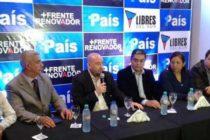 [Santiago del Estero] Presentaron el Frente Renovador 1País