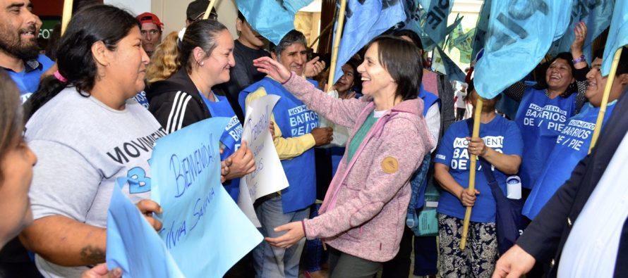 """[Tucumán] Silvia Saravia: """"Si el gobierno no actúa, puede repetirse la crisis de 2001"""""""