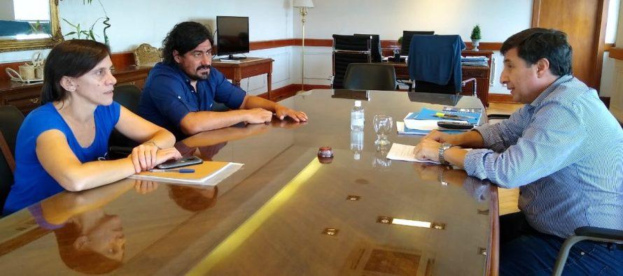 Barrios de Pie se reunió con el Ministro Arroyo para analizar la situación social en los barrios más humildes