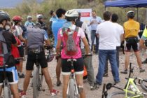 [Mendoza] Centenar de ciclistas apoyan proyecto Senderos de Chacras