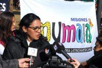 [Misiones] Sensibilización por los Femicidios en la provincia.