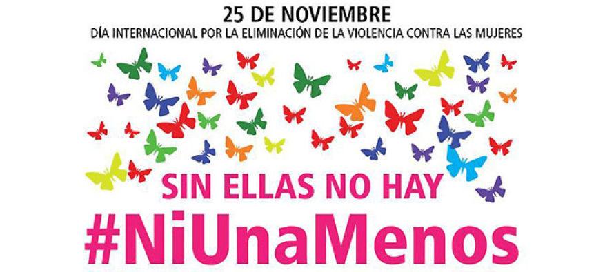 Sin ELLAS no hay #NiUnaMenos