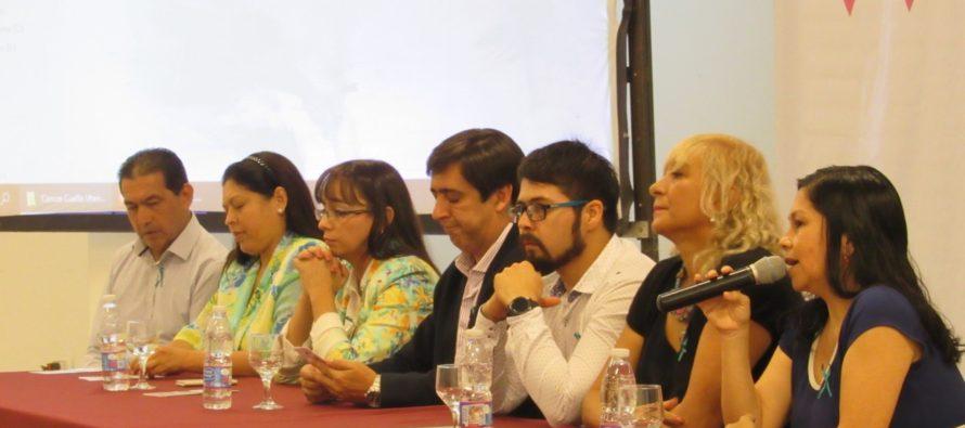 [Chaco] Sotelo destacó la importancia de charla realizada sobre cáncer de cuello uterino