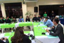 [Chaco] Activa participación de Nancy Sotelo en el Consejo Municipal de Seguridad Pública