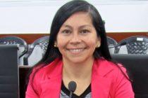 [Chaco] Nancy Sotelo propone se efectivice servicio de transporte municipal circunvalatorio