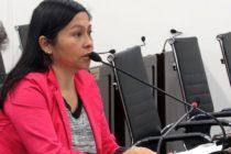 [Chaco] Nancy Sotelo impulsa ordenanza contra el acoso callejero