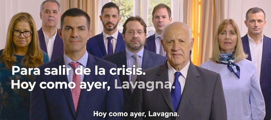 """""""Para salir de la crisis, hoy como ayer: Lavagna"""