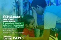 Barrios de Pie lanza relevamiento nacional de talla y peso