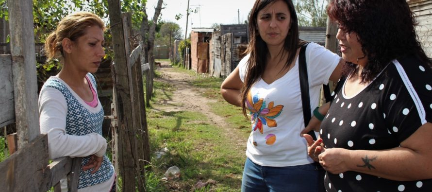 [La Plata] Recorrimos el barrio Cementerio