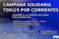 [Corrientes] Lanzan campaña solidaria y fuerte reclamo a las autoridades