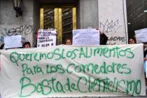 [CABA] Urgente: Toma de dependencia del Ministerio de Desarrollo Social