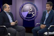"""Tombolini: """"No hay medidas del Gobierno que hagan más fácil llegar a fin de mes"""". Video TN"""