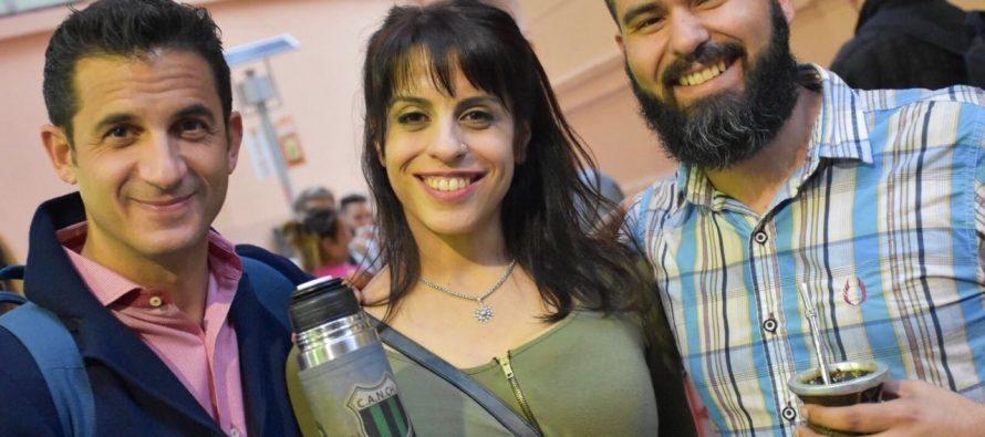 [CABA] Tombolini y Donda recorrieron la Facultad de Ciencias Económicas