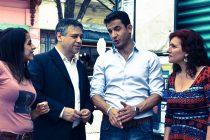 [CABA] Tombolini y Donda consultaron sobre las compras comunitarias
