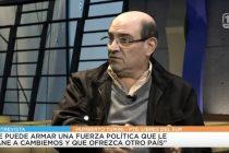 """Tumini: """"Se puede armar una fuerza política que le gane a Cambiemos y que ofrezca otro país"""""""