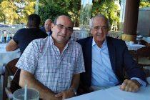[CABA] Humberto Tumini se reunió con Rodolfo D'Onofrio