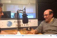 Declaraciones de Humberto Tumini al periodista Diego Schurman. Audio.