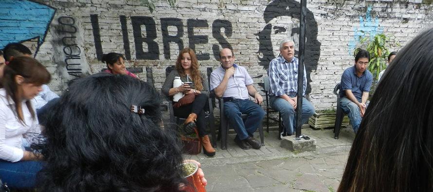 """[Corrientes] Tumini: """"No más políticas que arrastran a la miseria a millones"""""""