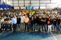 [Misiones] Humberto Tumini encabezó acto de Libres del Sur. Video del discurso.