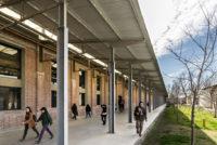 Estudiantes de la UNLa presentaron pedido de luminaria al municipio