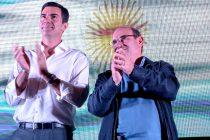 """""""Un Rumbo distinto para Argentina"""". Gran acto de Urtubey con Libres del Sur."""