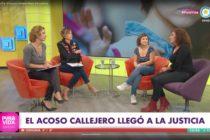 [CABA] Acoso Callejero. Laura Velasco y Lucia Cabrera en la TV Pública