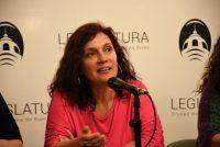[CABA] Velasco firmó compromiso por la agenda de género en Parlamento de Mujeres de la Legislatura