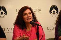 [CABA] Velasco firmó compromiso con Agenda de Género Parlamento Mujeres