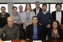 [CABA] Laura Velasco con legisladores en el Consejo por Economía Social