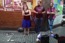 [CABA] Laura Velasco dialogó sobre ESI con vecinos de Caballito
