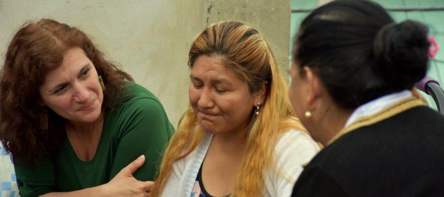 [CABA] Velasco en talleres de Educación Sexual Integral en los barrios