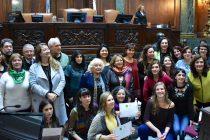[CABA] Velasco opinó sobre dichos de Bullrich en Parlamento de Mujeres